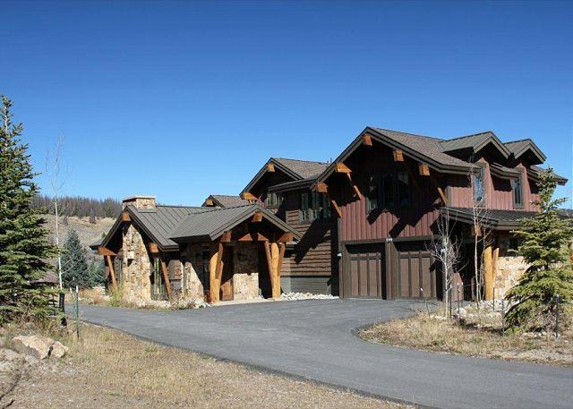 299 Shores Breckenridge - 4 bedroom luxury home on the river in Breckenridge Colorado - Breckenridge - rentals