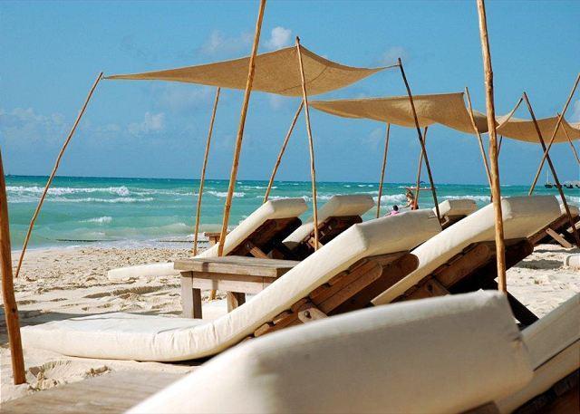 Corto Maltes - 2 Bedroom Panoramic Ocean Front Penthouse (CM305) - Playa del Carmen - rentals