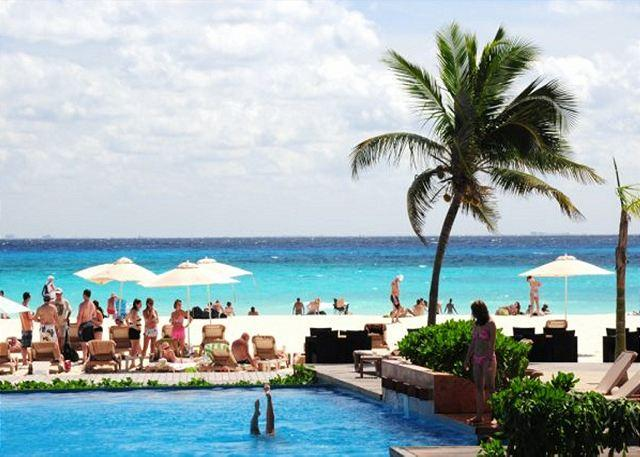 El Faro Surf 308 Playa del Carmen - Spacious beachfront condo; 1-bdrm, 2-bathroom (EFS308) - Playa del Carmen - rentals