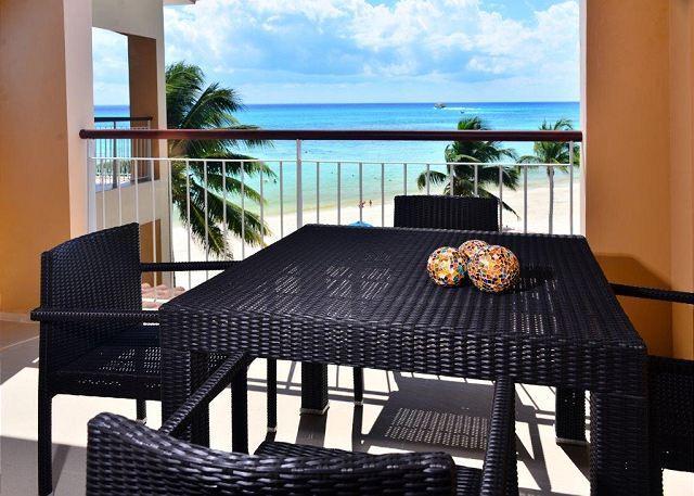 El Faro Surf 308 - Spacious beachfront condo; 1-bdrm, 2-bathroom (EFS308) - Playa del Carmen - rentals