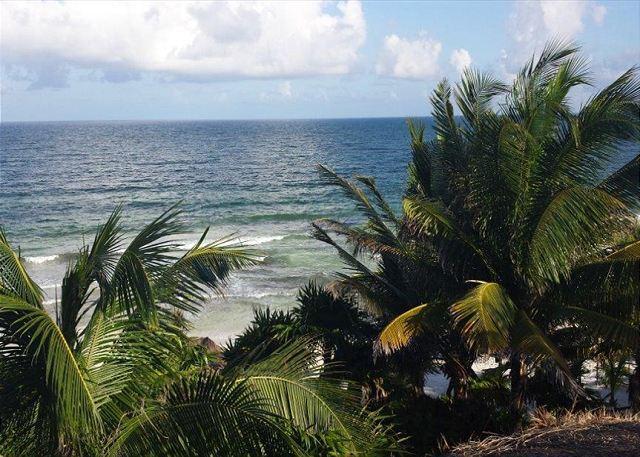 Casa Sol y Luna Tulum - 4 Bedroom Oceanfront Tulum home - Tulum - rentals