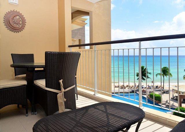 El Faro Surf 401 - Beautiful Beachfront Condo, 1-Bdrm, (EFS401) - Playa del Carmen - rentals