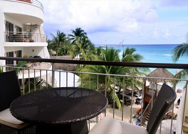 El Faro Surf 309 Balcony - Luxurious 1 bedroom 2-bathroom beachfront condo (EFS307) - World - rentals