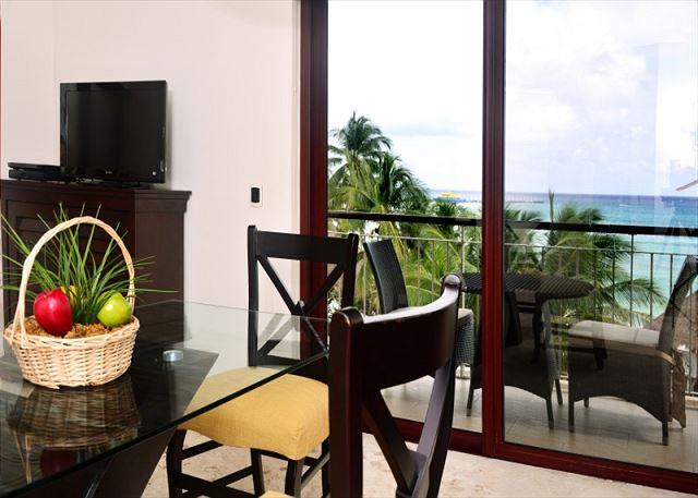 El Faro Surf 307 Interior - Luxurious 1 bedroom 2-bathroom beachfront condo (EFS307) - Playa del Carmen - rentals