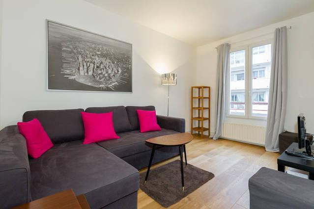 SUITE LOURMEL - Image 1 - Paris - rentals