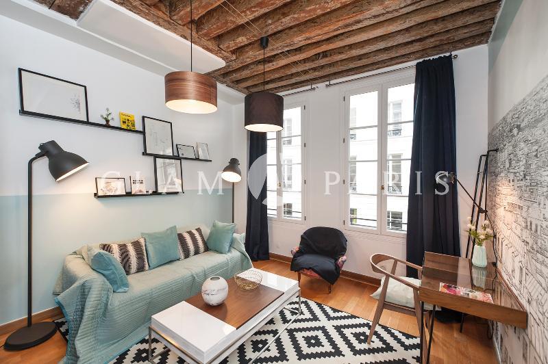 MARCH Special rate - Cozy & quiet 1BD - Image 1 - Paris - rentals