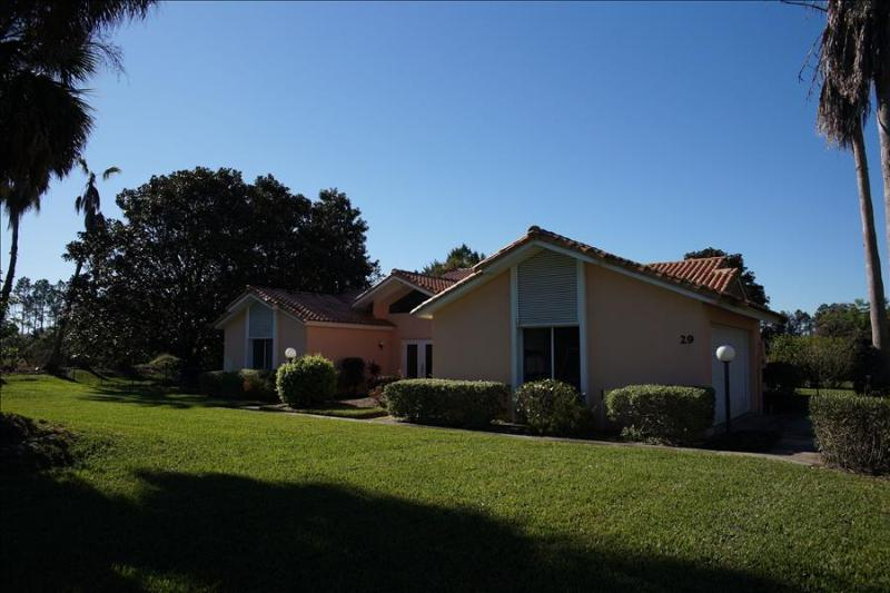 SWISS 29 - Golf Course - Image 1 - Clermont - rentals