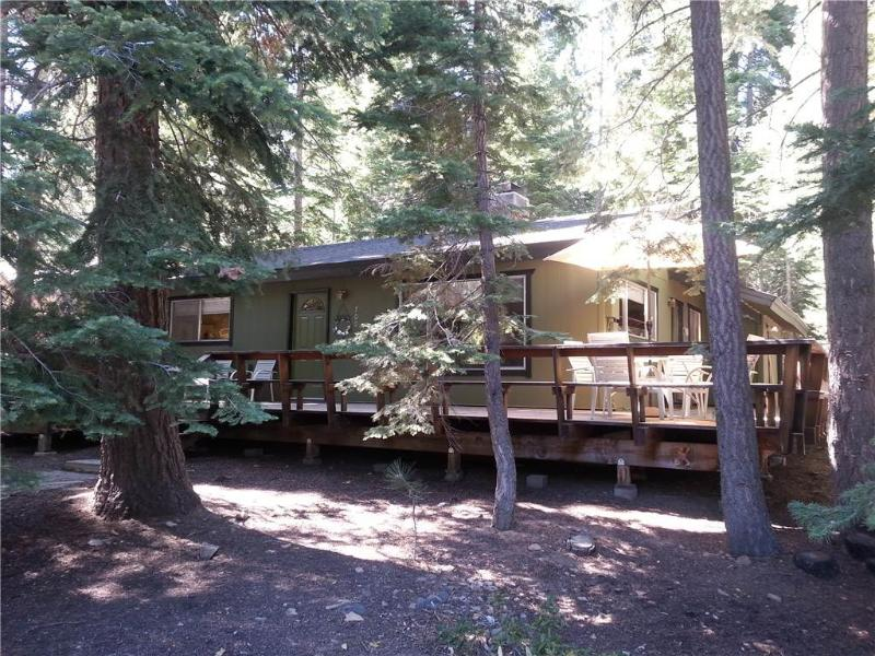Squirrels Nest/Douglas - Image 1 - Tahoe City - rentals