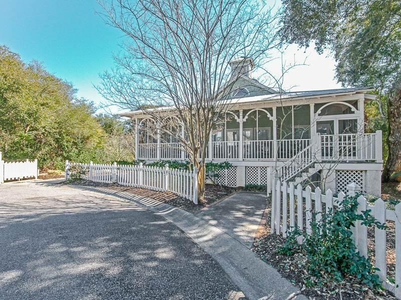 Grand Pavilion Seaside 83 - Image 1 - Isle of Palms - rentals
