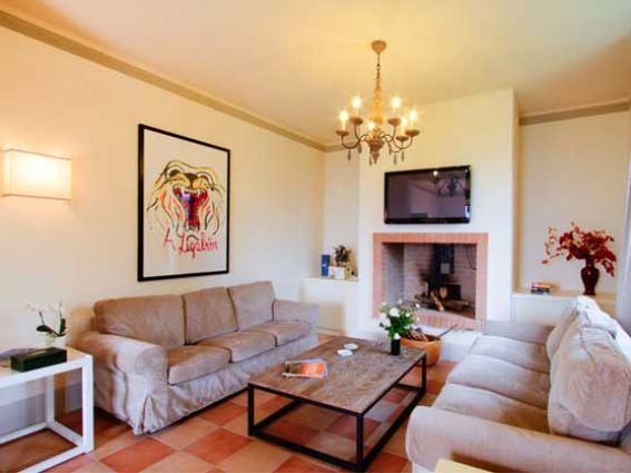 Villa Cassia - Image 1 - Lamporecchio - rentals