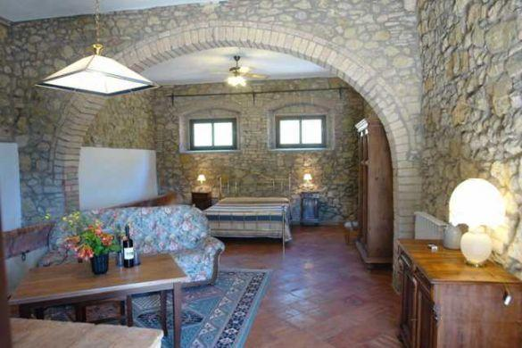 Allodole G - Image 1 - San Gimignano - rentals