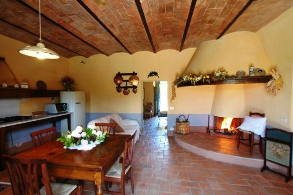 Villa Albert - Image 1 - Castiglione D'Orcia - rentals