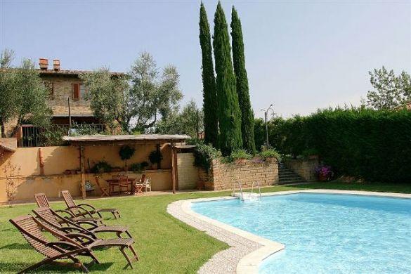 Villa Michelle - Image 1 - Barberino Val d' Elsa - rentals