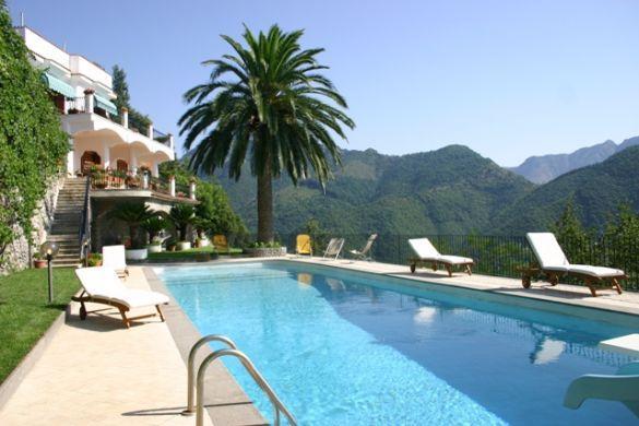 Villa Ravello - Image 1 - Ravello - rentals