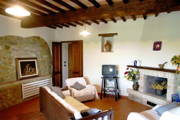 Villa Loren - Image 1 - San Casciano dei Bagni - rentals