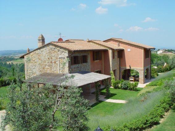 Villa Colleoni - Image 1 - Montaione - rentals