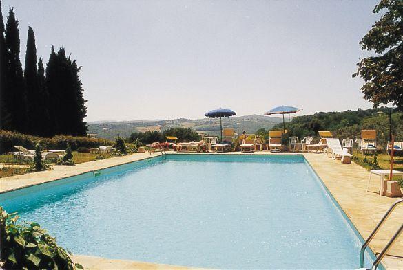 Ortica - Image 1 - San Gimignano - rentals