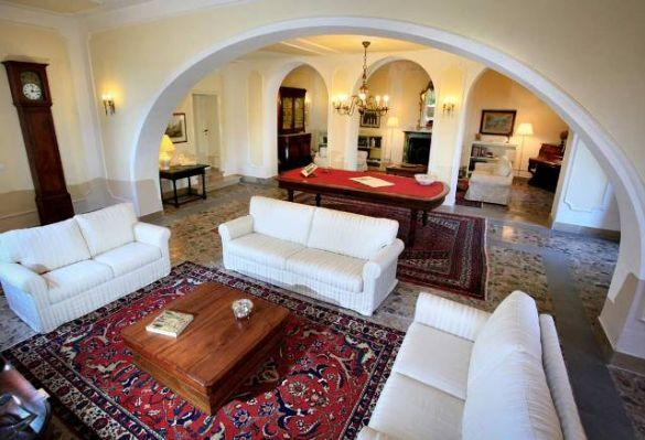 Villa Vincent - Image 1 - Poggibonsi - rentals