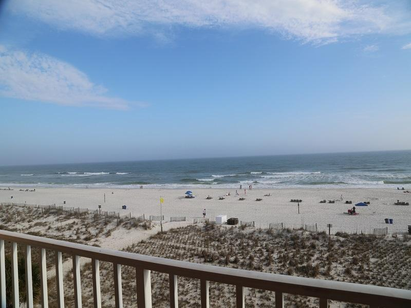 Direct gulf front view! - Seacrest 405 -Gulf Front- 3rd Nt Free Mar 1-May 14 - Gulf Shores - rentals
