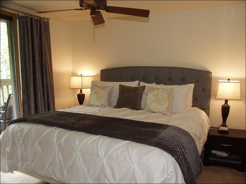 Master Bedroom - The Gant - Quiet Location (7196) - Aspen - rentals