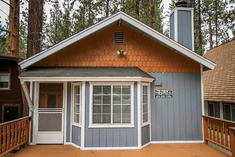 Cedar Glen    #971 - Image 1 - Big Bear Lake - rentals