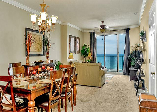 GREAT LIVING SPACE - Ocean Reef 901 - 337859 - Panama City Beach - rentals