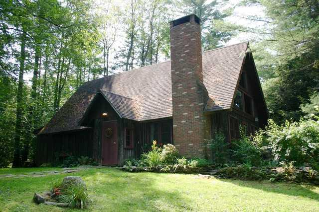 front - Ginger House - Stowe - rentals