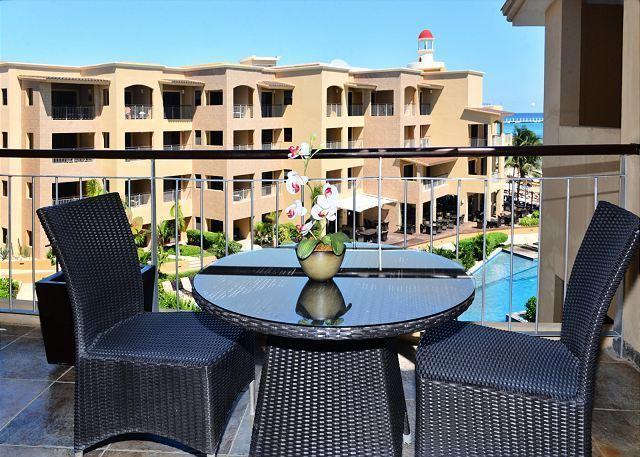 Beautiful ocean views from your private balcony - El Faro Reef 403 - Playa del Carmen - rentals