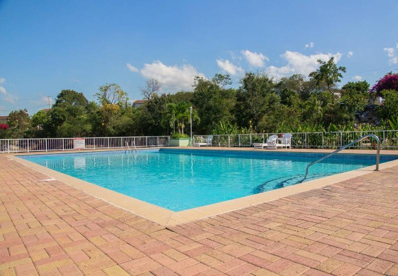 Garden 1 Bed Apt shared Pool, Degicel TEL:4566516 - Image 1 - Kingston - rentals