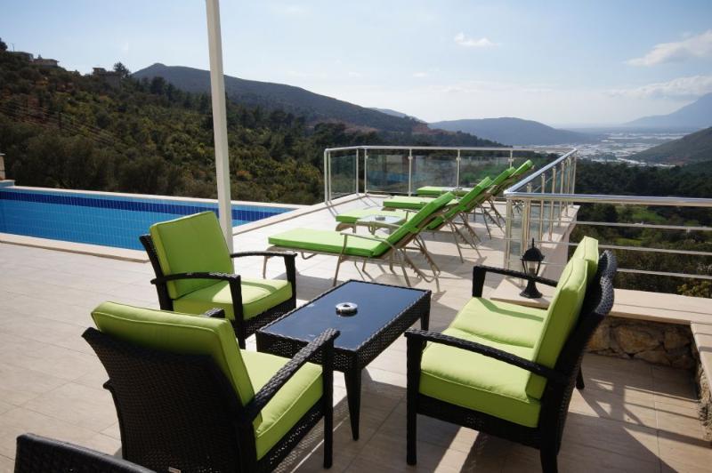 Panorama Villa 2 - - Image 1 - Kalkan - rentals