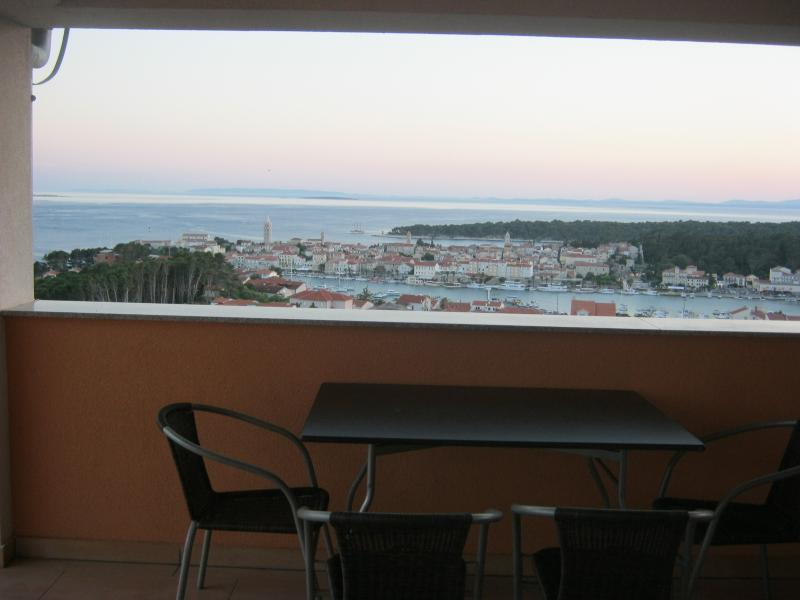 Balcony View - SEA VIEW Apartment - Rab - rentals