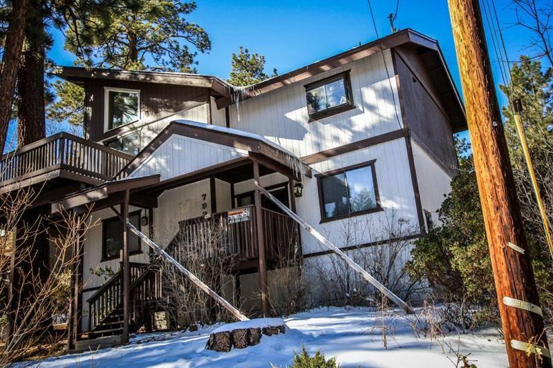 Swiss Summit Chalet  #861 - Image 1 - Big Bear Lake - rentals