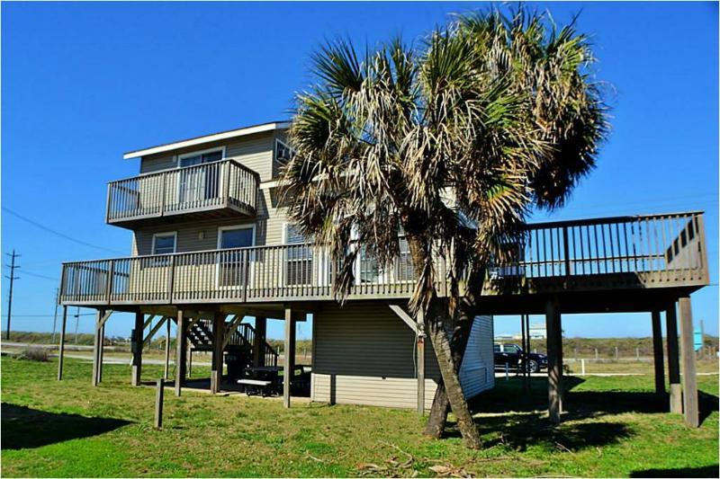 Beach-side view - Southern Exposure - Beach Side Low $$ - Galveston - rentals