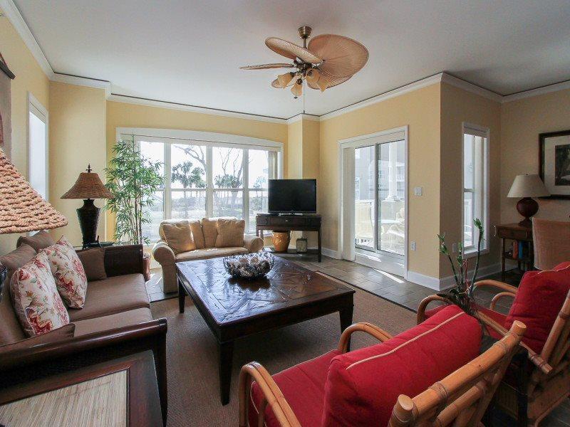 6101 Hampton Place - Image 1 - Palmetto Dunes - rentals