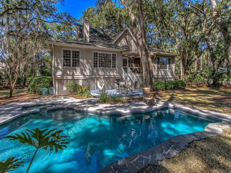 74 Baynard Cove in Sea Pines - 74 Baynard Cove Road - Sea Pines - rentals