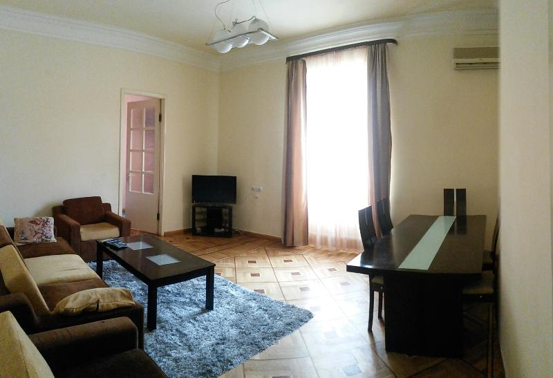 Awesome apartment on Sakharov Square - Image 1 - Yerevan - rentals
