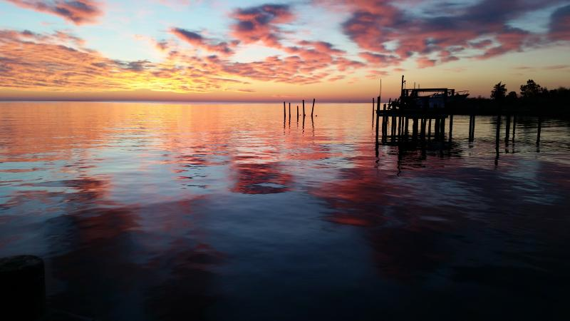 Sunrise - Rigby Retreat on the Chesapeake Bay - Diggs - rentals