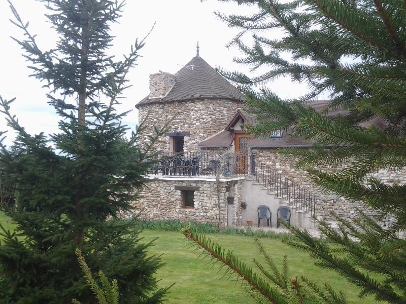 la tour - maison de vacances la tour au grande vigne - Saint-Etienne-sous-Bailleul - rentals