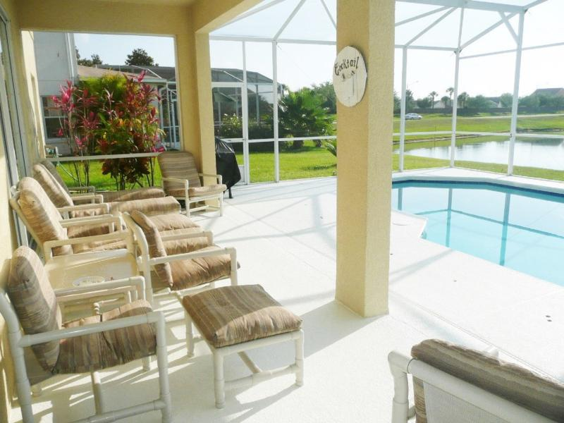Stunning Lake View Florida Vacation Disney Home - Image 1 - Kissimmee - rentals