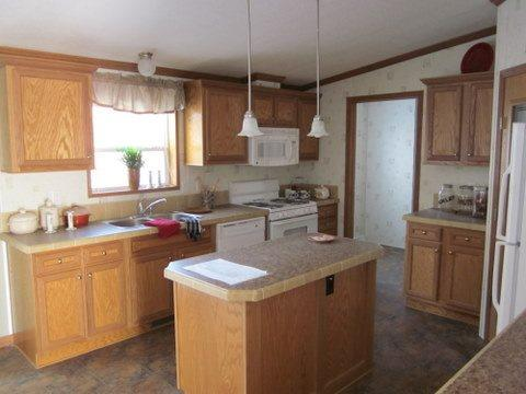 Kitchen - Modern Cabin on one of the DNR`s Top Rated Walleye Lakes - Ely - rentals