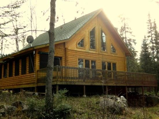 Bear Island Retreat: Great Northwoods Cabin with Modern Conveniences and End of the Road Privacy! - Image 1 - Ely - rentals