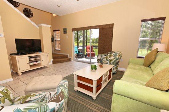 3 Bedroom Townhome In Emerald Island Resort. 8511CCL - Image 1 - Orlando - rentals