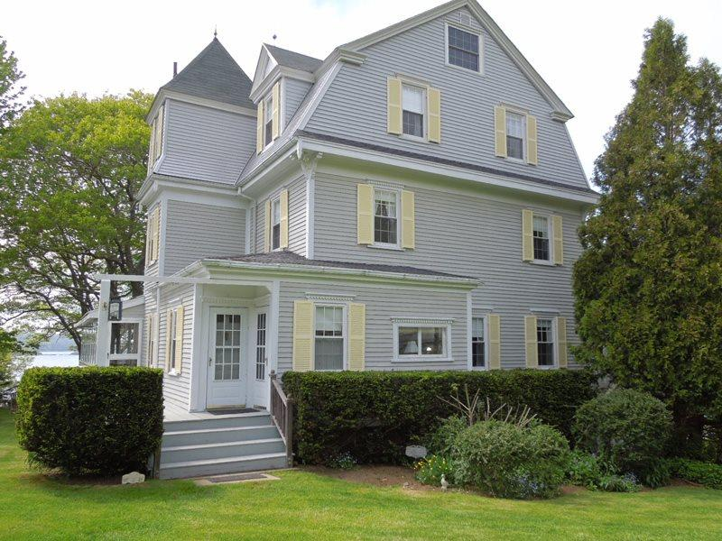 Captains Quarters - CAPTAIN`S QUARTERS | EAST BOOTHBAY | LINEKIN BAY | DOCK & FLOAT | BEAUTIFUL VICTORIAN CAPTAIN'S HOUSE | OCEAN FRONT WITH VIEWS & ACCESS - Boothbay - rentals
