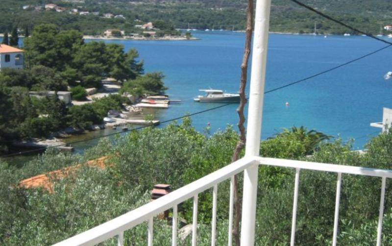 Gornji(4): view - 7977 Gornji(4) - Necujam - Necujam - rentals