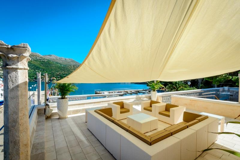 Beautiful stone villa with pool for rent near Dubrovnik - Beautiful stone villa with pool for rent Dubrovnik - Zaton - rentals