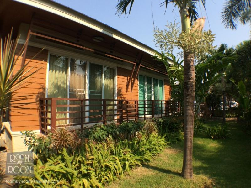Villas for rent in Hua Hin: V6002 - Image 1 - Hua Hin - rentals
