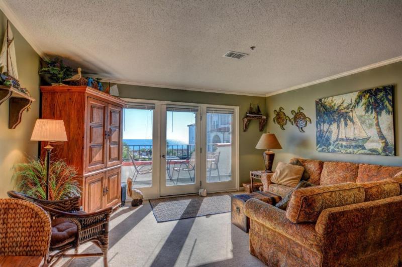 Living Area - Villa Capriani 203-A   Discounts Available- See Description!! - North Topsail Beach - rentals