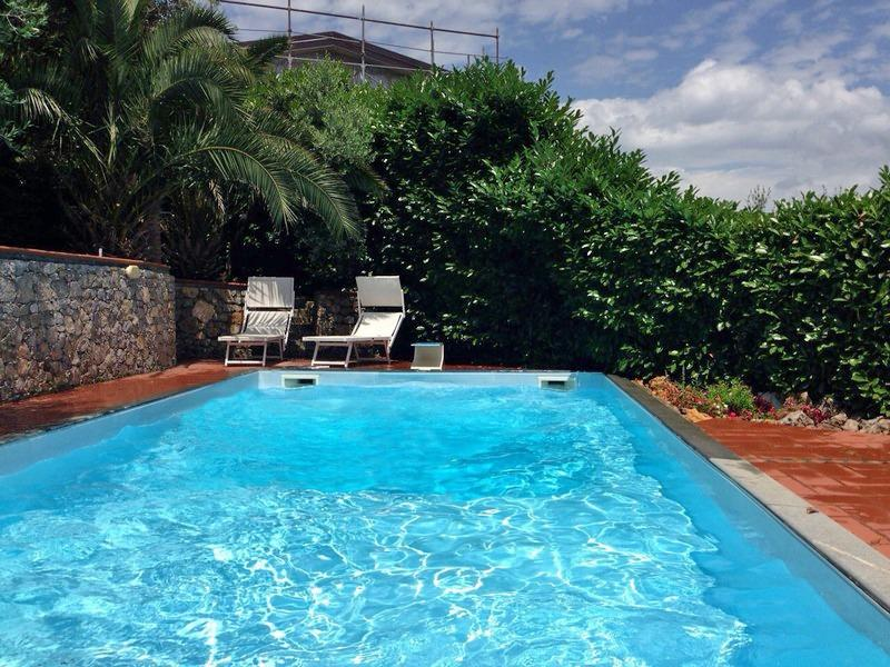Le Palme Apartment, the private pool - Le Palme - private pool, A/C,  beaches & 5 terre - La Spezia - rentals