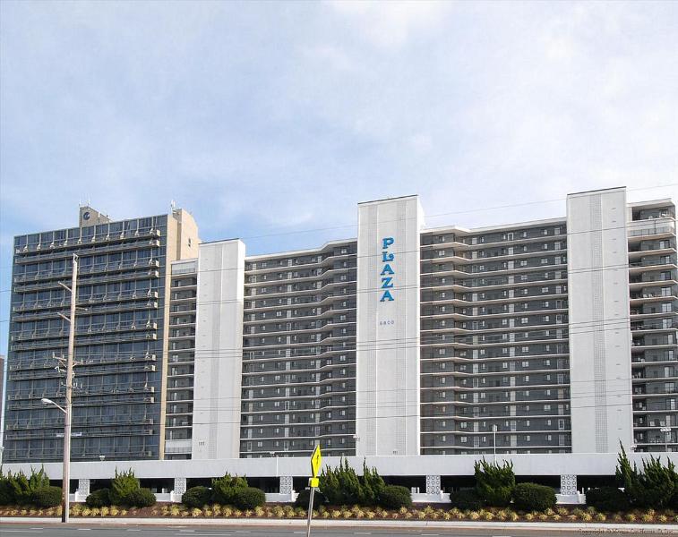 Plaza 1203 - Image 1 - Ocean City - rentals