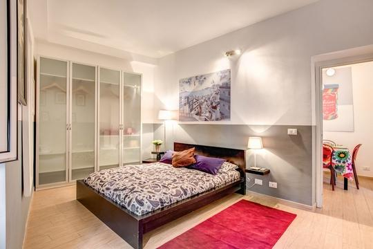 Fiori Stay 1 ** Cocoon Historical center (ROME) - Image 1 - Rome - rentals